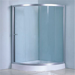 Good Quality 90X90 Round Corner Shower Cubicle pictures & photos