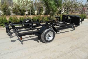 Dual Jet Ski Trailer pictures & photos