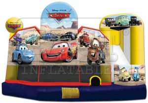 Inflatable Bouncy (E4-078)