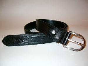Classic Men′s Genuine Leather Belt (JYB-29158) pictures & photos
