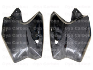 Carbon Fiber Side Parts of The Tank for BMW Motorcycle pictures & photos