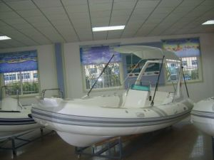 Inflatable Boat Hrr580b