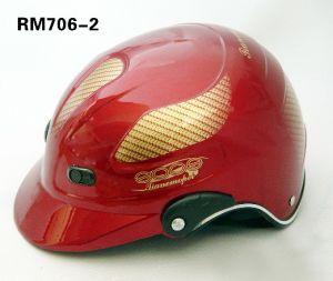 Motorcycle Summer Helmet (RM706-2)