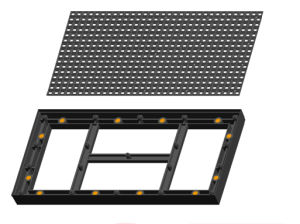P8 Outdoor LED Display Panel