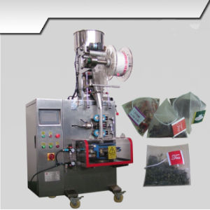 Pyramid Nylon Tea Bag Packing Machine (Model DXDCH-10D) pictures & photos