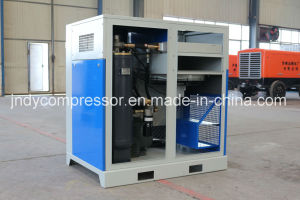Air Cooled Screw Type Air Compressor pictures & photos