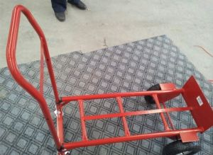 High Quality Heavy Duty Trolleys (HT2009) pictures & photos