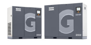 Atlas Copco Ga Series Oil-Injected Air Compressor (GA90VSD)
