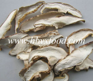 Factory Cultivated Dried Shiitake Mushroom Slice with Stem pictures & photos