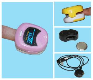 CE&FDA Approved Finger Pulse Oximeter SpO2 Sensor (CMS 50DL) pictures & photos