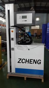 Zcheng Gas Station Knight Series LPG Dispenser with 2 Nozzle pictures & photos