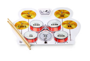 USB Roll up Electronic Drum Kits (GW-1008) pictures & photos