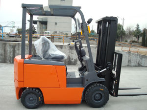 2-3.5 Ton Electric Forklift (CPD20-35)