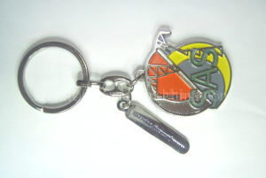 Metal Keychains Keyrings Keyholders pictures & photos