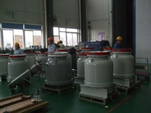 Gis Gas-Insulated Voltage Transformer pictures & photos