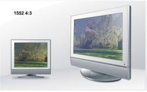 """15""""LCD TV/DVB-T COMBO"""