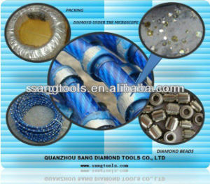 Diamond Wire Saw for Quarry, Buy Diamond Wire Saw pictures & photos
