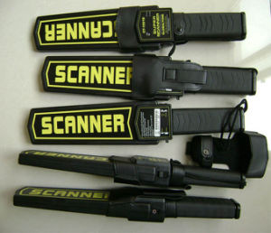 Body Search Hand Held Metal Detector