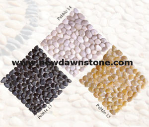Pebble, River Stone, Rain Flower Stone, Mosaic Pebble