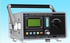 Brotie Portable Trace Oxygen Analyzer pictures & photos