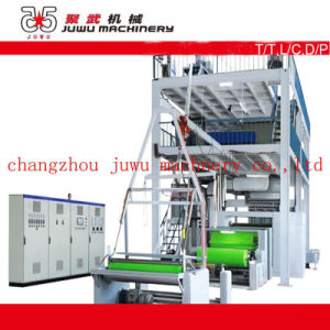 PP Spunbond Nonwoven Fabric Production Line pictures & photos