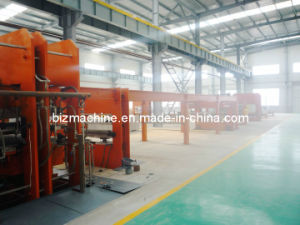 Fabric and Steel Core Rubber Conveyor Belt Vulcanization Line pictures & photos