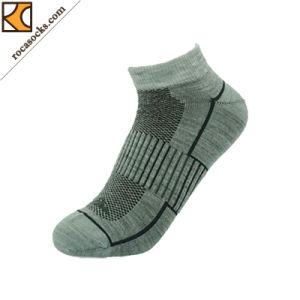 Unisex Sport Merino Wool Anklet Socks (162028SK) pictures & photos