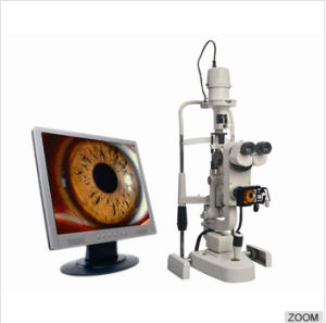 New Product Digital China Slit Lamp pictures & photos