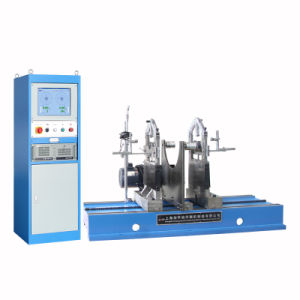 Digital System Hard Bearing Pump Impeller Dynamic Balance Machine pictures & photos