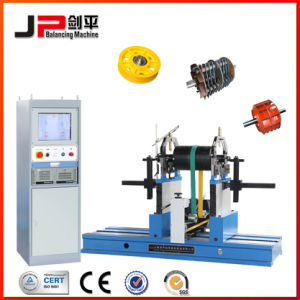Horizontal Hard Bearing Dynamic Balance Machine for Glue Roll pictures & photos