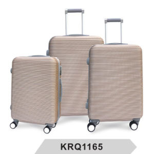 Hot Design Ormi Factory Wholesale ABS Travel Trolley Luggage pictures & photos