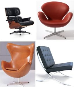 Eames Lounge Chair (3001)