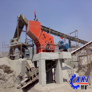 High Efficiency Marble Impact Crusher with Large Capacity and Low Price pictures & photos