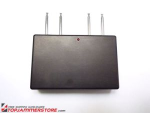 High Power Car Remote Control Jammer (310MHz/ 315MHz/ 390MHz/433MHz, 50 meters) pictures & photos
