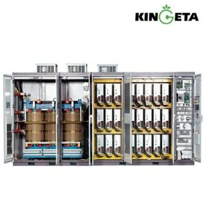 Kingeta China Three Phase Frequency Converter 60Hz 50Hz pictures & photos