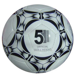 Soccer Ball, 32panels, PVC Material, Hand-Sewing (B01211) pictures & photos