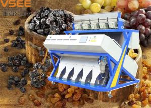 Vsee RGB Full Color Raisins Color Sorter pictures & photos