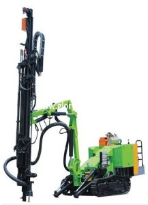 Gl520 Crawler Rock Drilling Rig pictures & photos