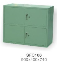 China Supplier Metal Steel File Cabinet (SFC107) pictures & photos