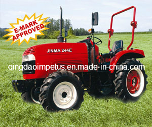 Jinma Tractor Jm244e with CE Certificate pictures & photos