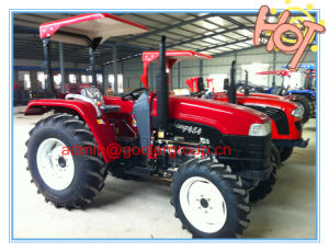High Guality 40HP, 45HP, 50HP, 55HP, Four Wheel Farm Tractor pictures & photos