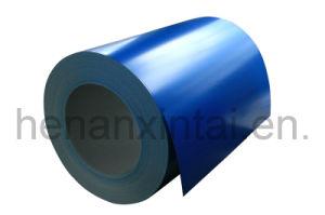 Blue Color Painted Aluminum Sheet Metal in Aluminum Sheet 3003 H22