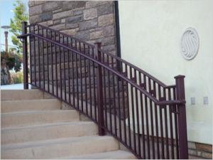 Iron Stair Handrail XJ064