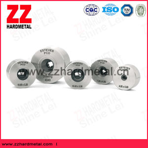 Tungsten Carbide or PCD Shaped Wire Drawing Dies pictures & photos