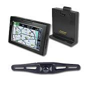 GPS with Wireless Rearview Camera - WR-8909PC