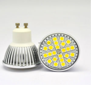 5050 LED 24PCS 4W Mr16AC85-265V LED Spotlight pictures & photos