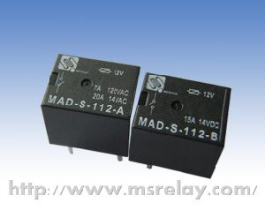 Automotive Relay (MAD T78)