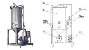Vacuum Degasser (ZT)