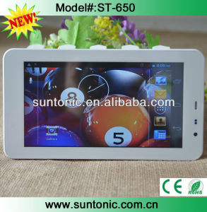 "6.5"" Super Slim Tablet Phone with 3G GPS"