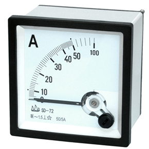 72 Moving Iron Instruments AC Ammeter pictures & photos